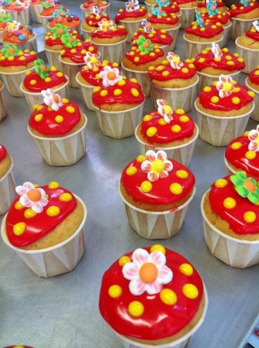 égast, 2012, cup, cake, papou, banette, grand moulin strasbourg, pâtissier, exposant, fournisseur, couleur, fondant, anniversaire,griotte