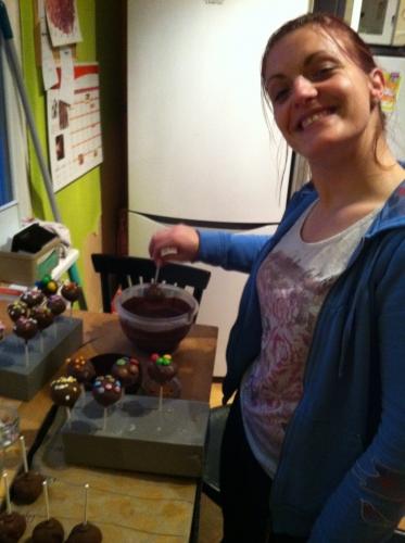 pâtisserie, cake pop's, papou, pâtissier, strasbourg, 67, 68, chocolat, franck valentin