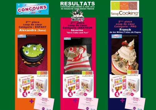 résultat, concours, wedding cake, cake design france, papou, pâtissier, bas rhin, valentin, franck