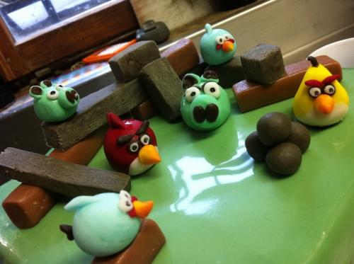 wedding, cake, pâtissier, hoenheim, strasbourg, oiseaux, colère, angry, birds, angry birds