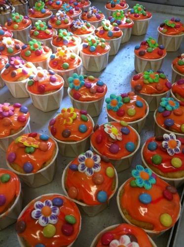 égast, 2012, cup, cake, papou, banette, grand moulin strasbourg, pâtissier, exposant, fournisseur, couleur, fondant, anniversaire,noisette